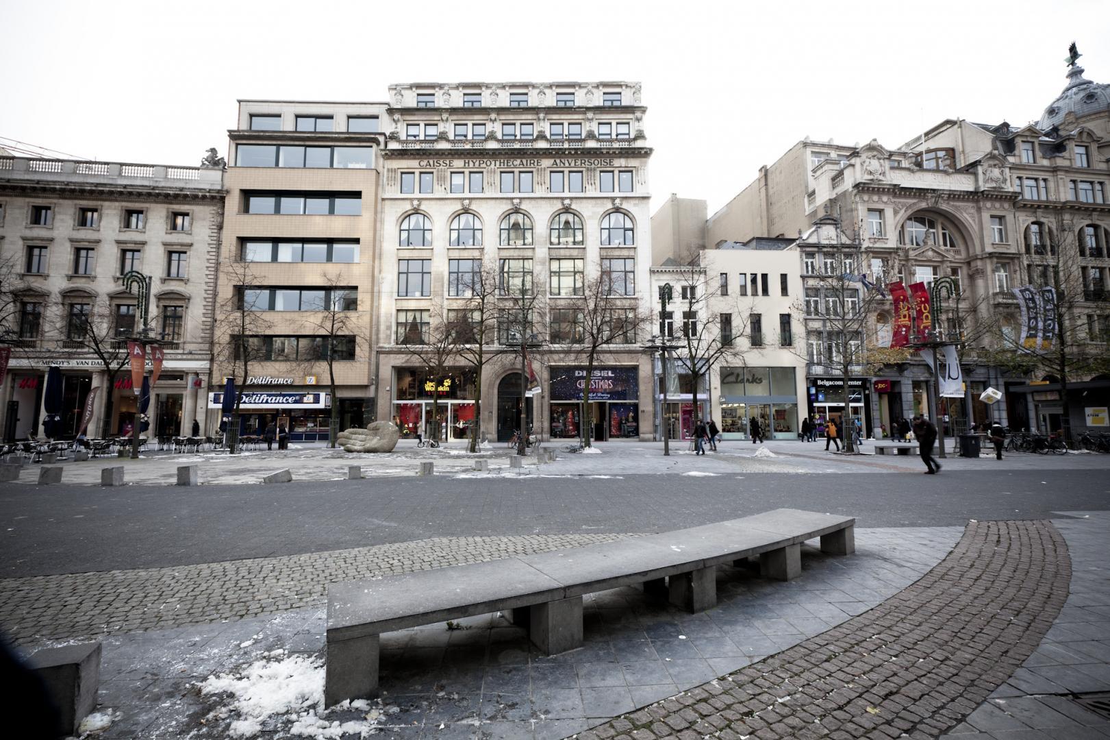 Octrooi -en merkenbureau in Antwerpen
