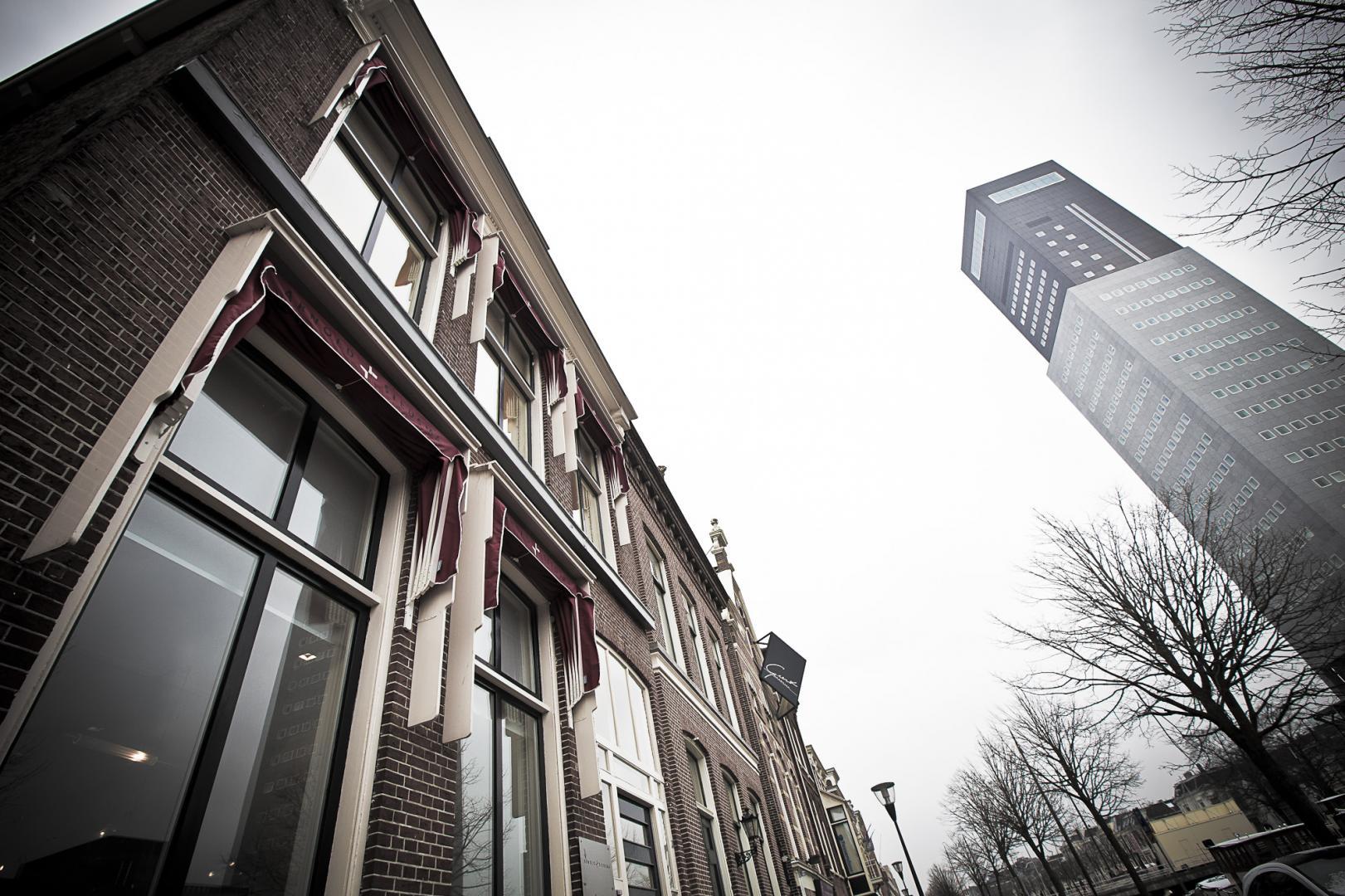 Octrooi- en merkenbureau in Leeuwarden